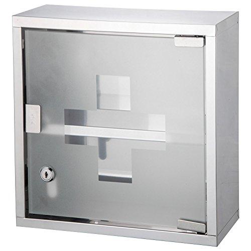 bond-hardware-armoire-a-pharmacie-murale-verrouillable-en-acier-inoxydable-avec-2-etageres-et-porte-
