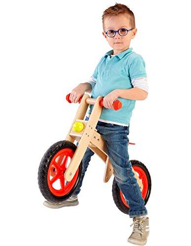 Legnoland 35483 Bicicletta In Legno Ruota Libera Senza Pedali