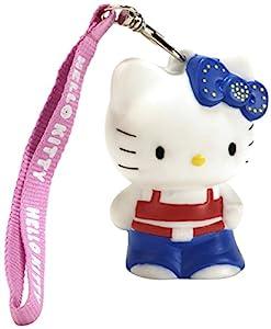 Teknofun - 811126 - Ameublement Et Décoration - Lampe Décoration Avec Dragonne - Hello Kitty Hip Hop - 8 Cm