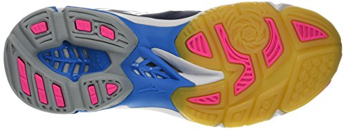 Mizuno Wave Lightning Z3 W, Scarpe da Pallavolo Donna Blu