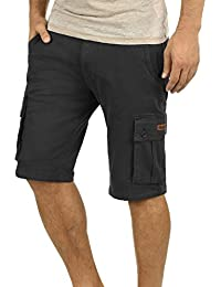 SOLID Lixa Herren Cargo Shorts kurze Hose Cargoshorts mit Taschen
