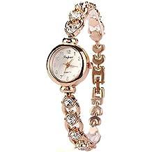 Sonnena Watches - Reloj de pulsera analógico y de cuarzo, dorado, Watch