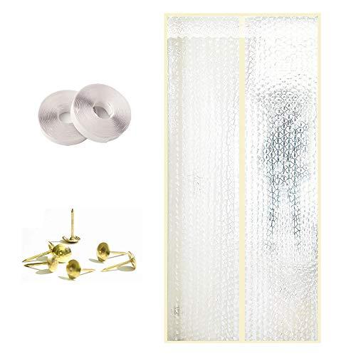 Moskito Vorhang Sommer Klett Klimaanlage Vorhang nach Hause selbstansaugende Trennwand Vorhang Küche Anti-Rauch-Schlafzimmer Klimaanlage staubdicht Moskito