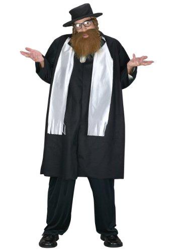 Preisvergleich Produktbild Rabbi Adult Plus Size Costume