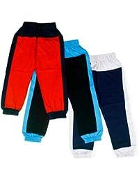 T2F Boys Cotton Track Pants