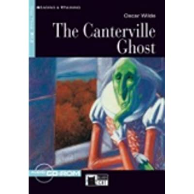 The Canterville Ghost : B1,2 (1CD audio)