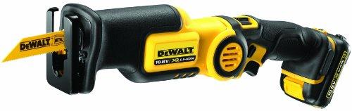 DeWalt DCS310S2 Akku-Säbelsäge, 10.8 V