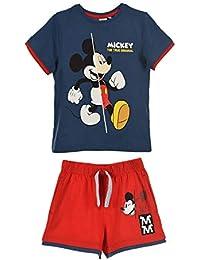 bc25e38034 Mickey Mouse Niños Camiseta y Short