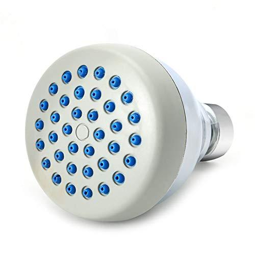 Premium Duschkopf Handbrause Wassersparend Abs Kleine Duschkopf Durable Messingbeschlag Druck Badezimmer Dusche Hängen Kopf Wassersparende Wasserhahn Ersatzteile