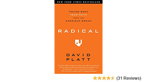 Radical taking back your faith from the american dream ebook david radical taking back your faith from the american dream ebook david platt amazon kindle store fandeluxe Image collections