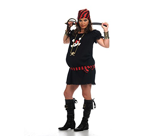 - Schwanger Piraten Kostüme