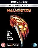 Halloween 4k UHD [Blu-ray] [2018]