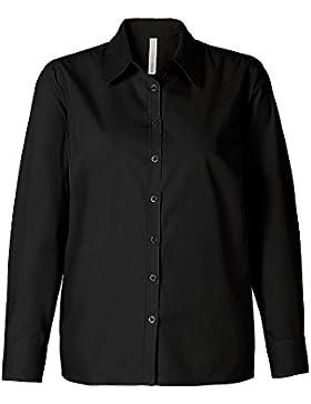 sheego BASIC Blusa 100 % algodón tallas grandes Mujer