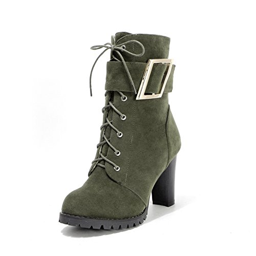 1TO9 - Stivali Chukka donna Army Green