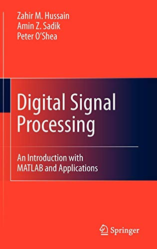 Digital Signal Processing: An Introduction with MATLAB and Applications (Filter Matlab)