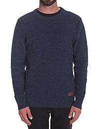 Herren Strickjacke Volcom Stay Blue Crew Sweater