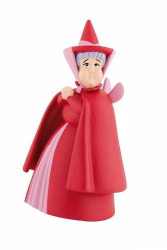 Prinzessinnen Disney Und Prinzen (Bullyland 12821 - Spielfigur - Walt Disney Dornröschen - Fee Flora, ca. 8,5)