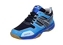 Zeefox Blue Bird Mens Badminton Shoes (Blue) (8)