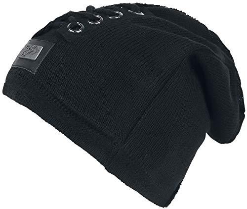 Vixxsin Shred Hat Mütze schwarz