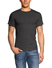 Anvil Anvil Men'S Lightweight Tee - T-shirt - Uni - Col rond - Manches courtes - Homme