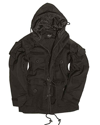 Mil-Tec Smock Light Weight Cce Schwarz