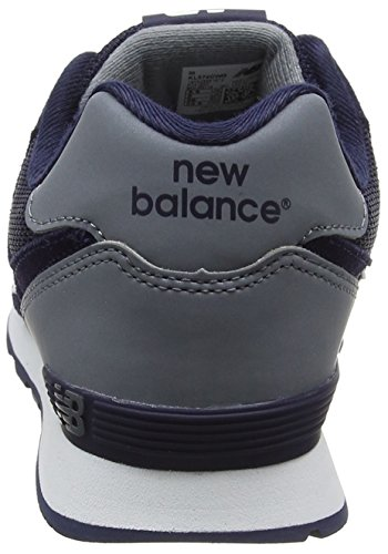 New Balance Kl574cwg M, Sneakers Basses Mixte Enfant Bleu (Navy)