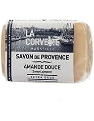 La Corvette Savon de Provence Amande Douce 100 g