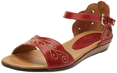 Pikolinos  Alcudia 816,  Sandali donna Rosso Rouge (Sandia) 39