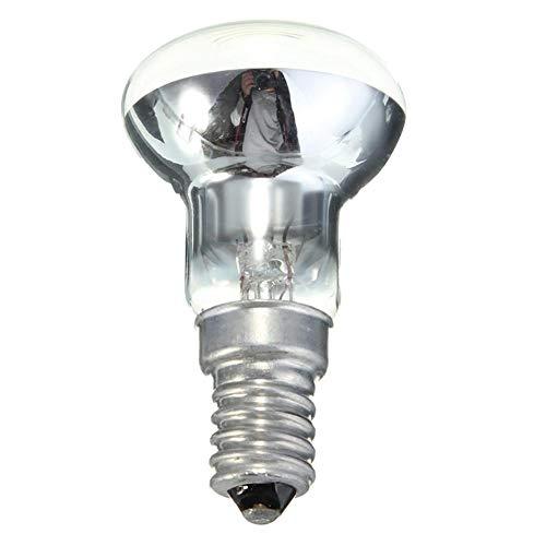 Dadahuam Edison Birne E14 Lampenfassung R39 Reflektor Spot Glühbirne Lava Lampe Glühlampe