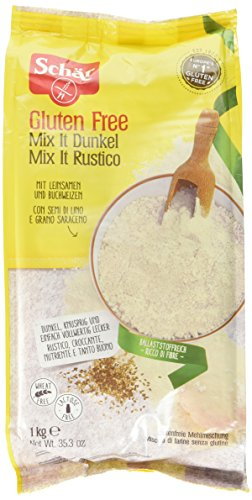 Schär Mix it Dunkel Backmischung glutenfrei 1kg