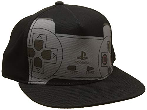 Playstation - Controller Snapback With Sublimation Print On Front ( Cappellino)  Italia  0d6e6303b752