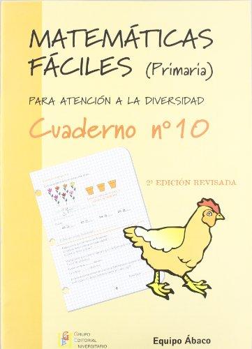 Matemáticas fáciles 10