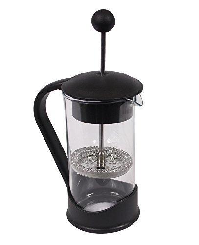 Clever Chef - French Press - Kaffeebereiter mit ausgezeichneter Filtration für maximalen Geschmack - Perfekt für Den Morgenkaffee - Klein - 2 Tassen (12 FL oz/0,4 Liter)