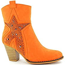 Foster Footwear - Botas Chelsea chica mujer