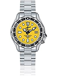 Chris Benz Deep 500m Automatik CB-500A-Y-MB Automatic Mens Watch Diving Watch