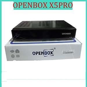 Récepteur satellite Date Openbox X5 PRO HD VFD Modèle original Openbox X5 haute qualité! vente chaude