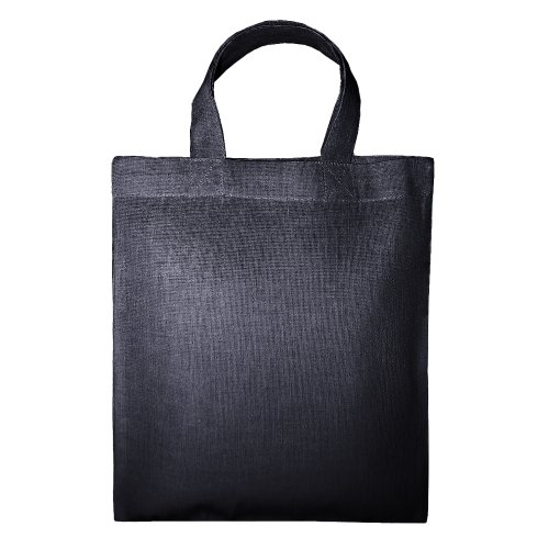Jazz Bag Oak - Sac de courses 100% coton Bleu foncé