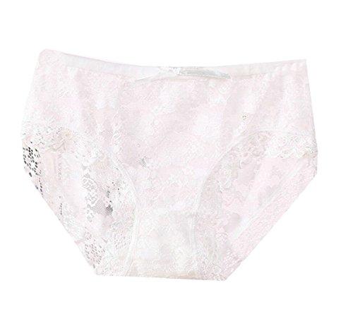 security Women's Underwear Sexy Lace Underwear Briefs Panties