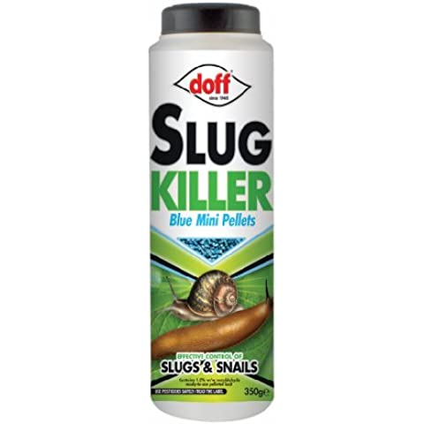 Doff Slug Killer Azul Mini Pellets 350g
