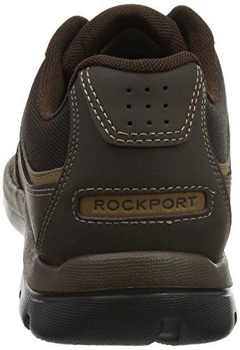 Rockport Herren Get Your Kicks Blucher Brown Derbys Braun (Brown)