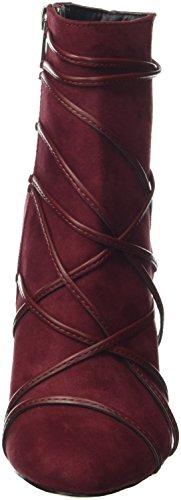 Primadonna 081510716mf, Stivaletti Donna Rosso (Bordeaux)