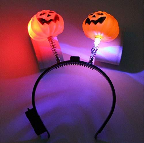 s Schädel Licht Partei Requisiten Stirnbänder verkleiden sich Accessoires Beleuchtung Geschenk ()