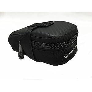 41UdFQC1QqL. SS300 VeloChampion borsello sottosella Sonic, Nero Bike Seat Pack - Black