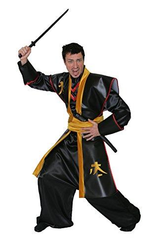 Imagen de disfraz adulto samurai alternativa