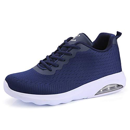 Fexkean Herren Damen Sneaker Laufschuhe Sportschuhe Air Leicht WalkingSchuhe Running Turnschuhe Shoes(B33BL39)