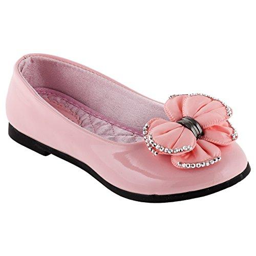 Festliche Sherry Kinder Ballerina (35, #525 Rosa)