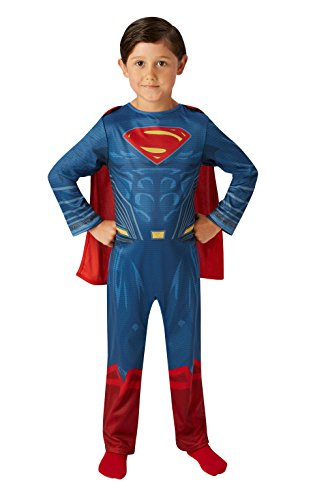 Rubie's IT620426-L - Costume per Bambini Superman Classic, L
