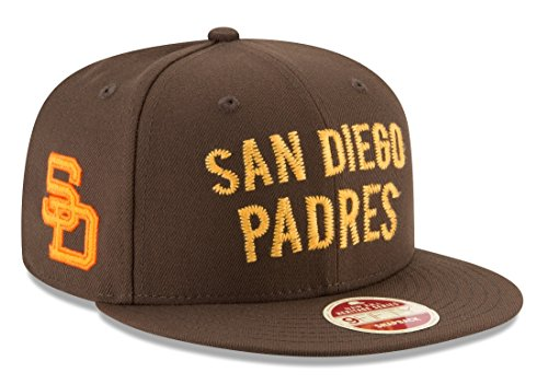 San Diego Padres New Era 9FIFTY MLB Cooperstown