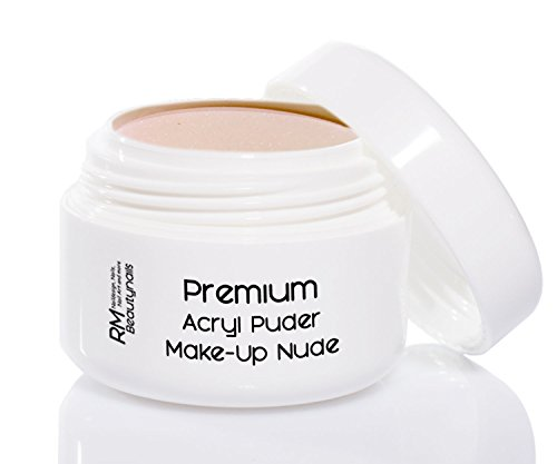 Acryl Cover Puder Nude 20 Gramm Camouflage Make Up Acrylpuder in Studio Qualität