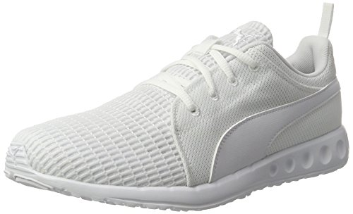 Puma Carson Dash, Chaussures De Running Compétition Homme Blanc (Puma White 03)